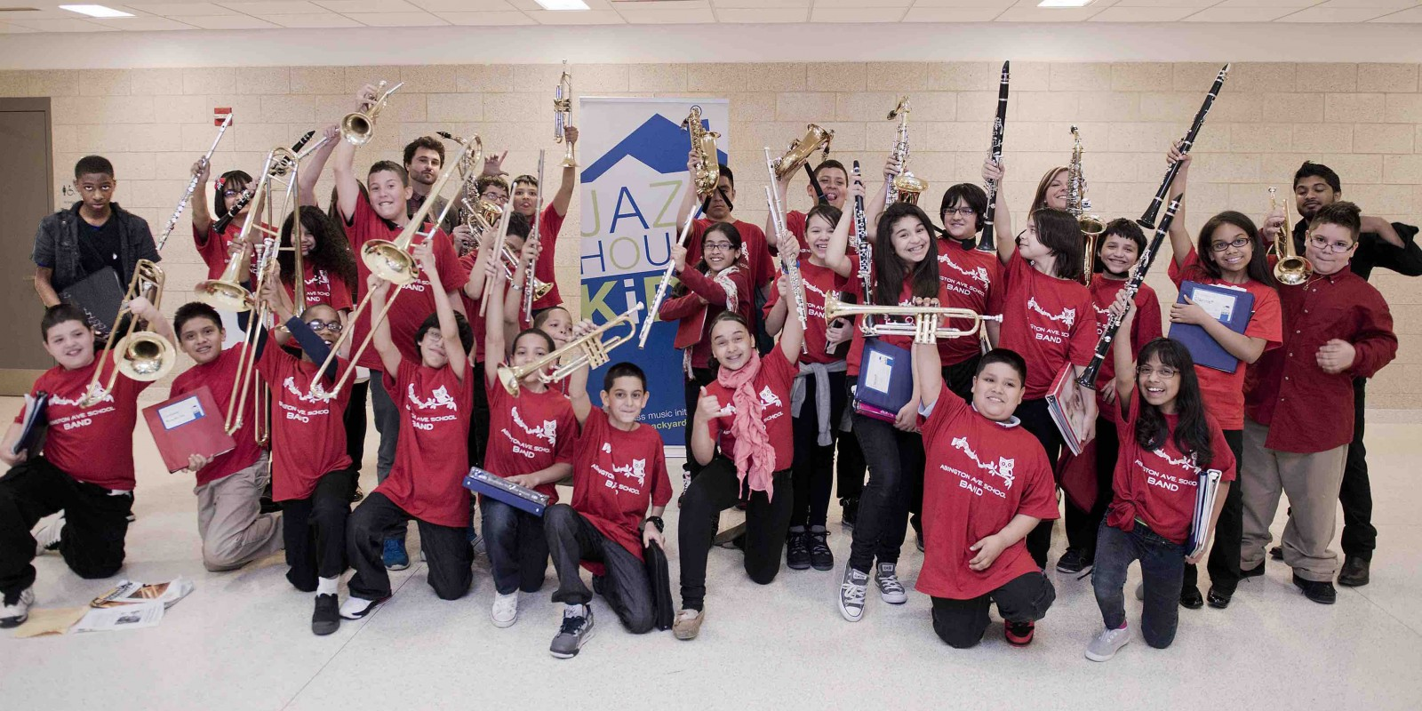 Jazz House Kids:  Building Harmony in Schools
