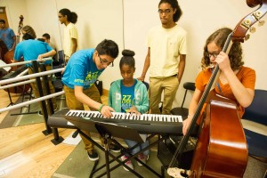 Jazz House Summer Workshop