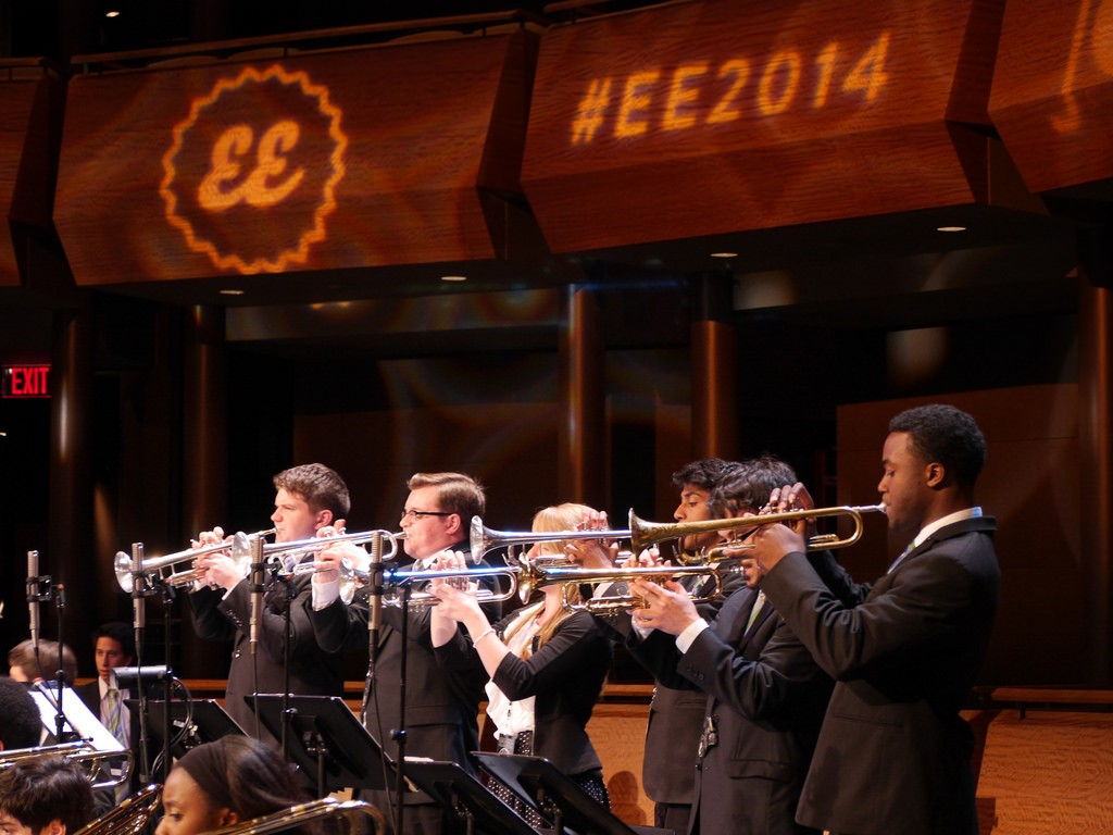 Jazz House Kids at Essentially Ellington