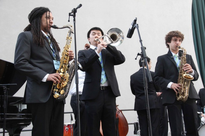Emerging Musicians Community Concerts (EMC2): Hire a Jazz House Kids Combo