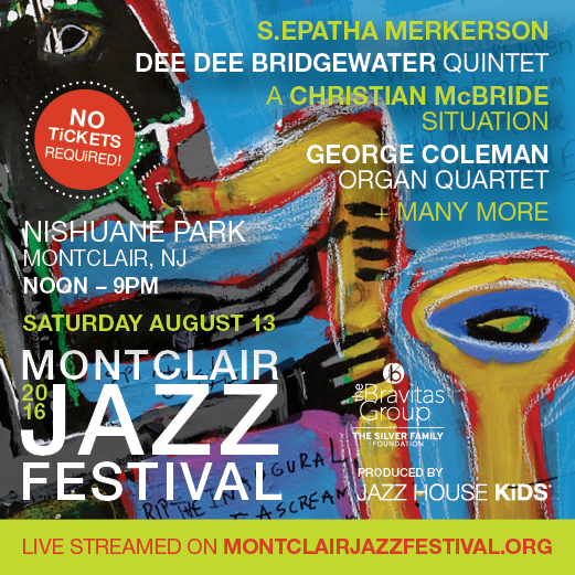 montclair nj jazz fest