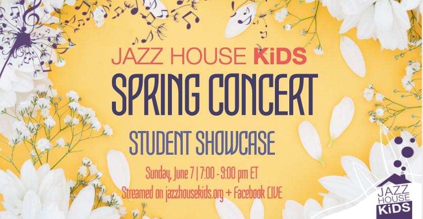 2020 Spring Concert Student Showcase