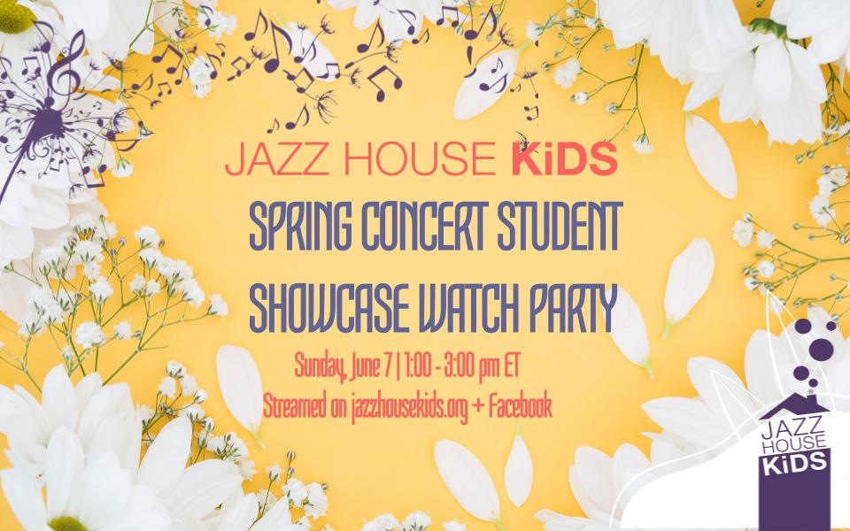 2020 Spring Concert Student Showcase Watch Party