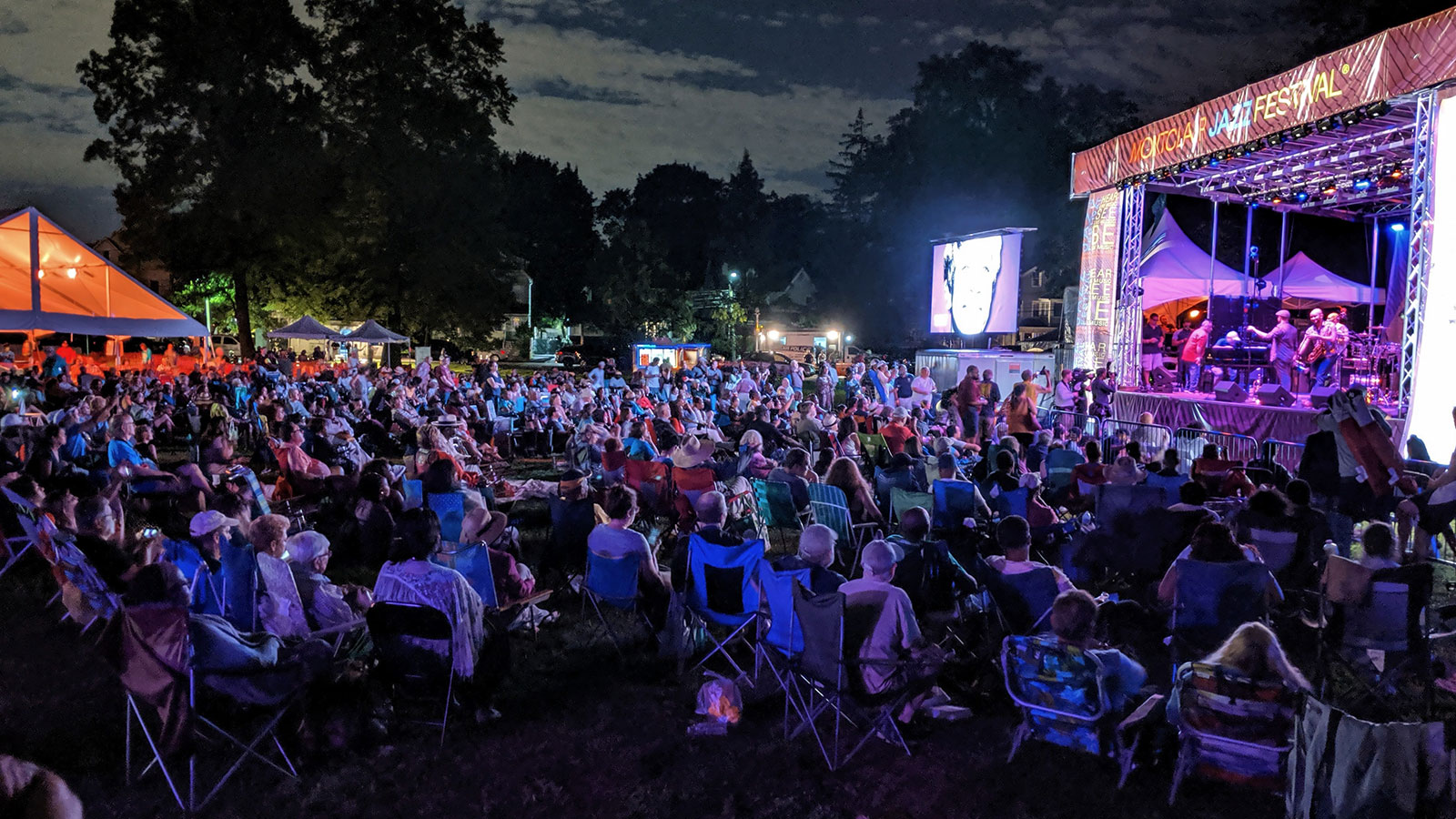 2019 Montclair Jazz Festival - produced by JAZZ HOUSE KiDS