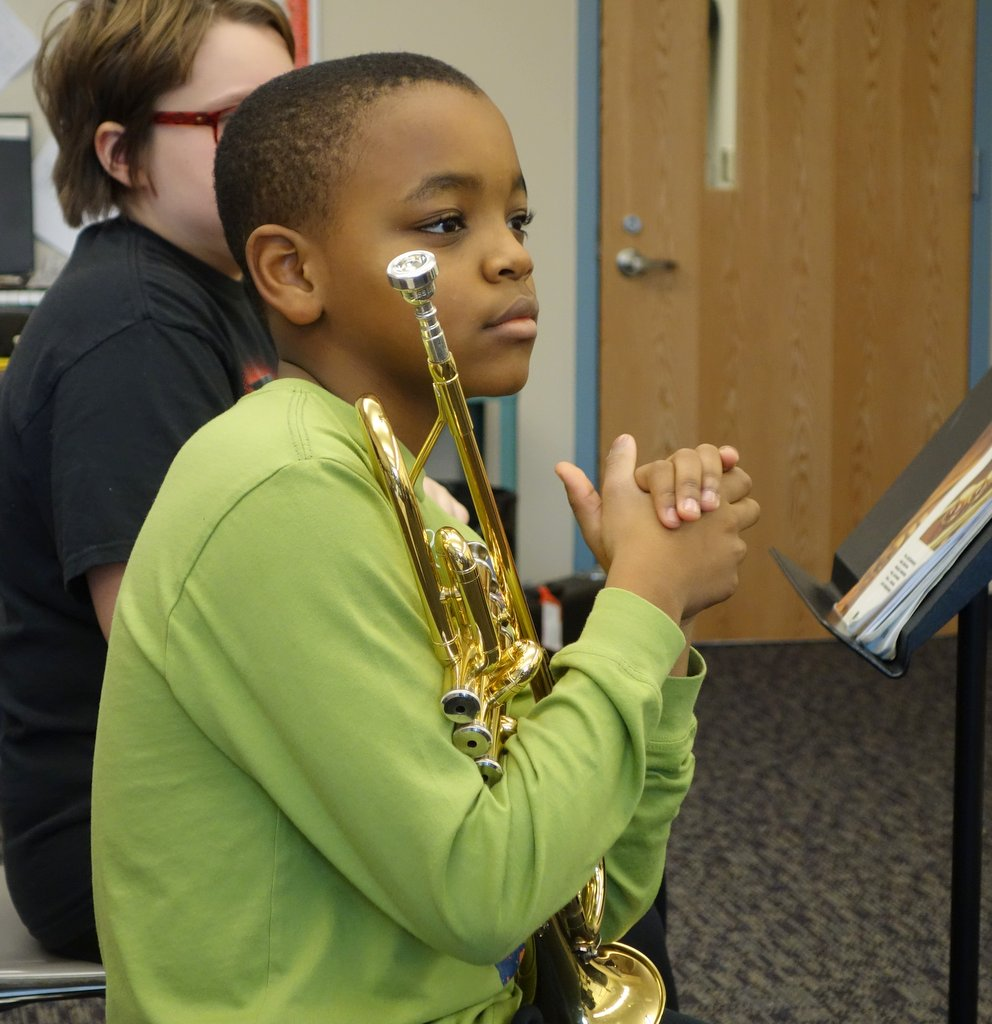 Give An Instrument Build A Musician Program br JAZZ HOUSE KiDS