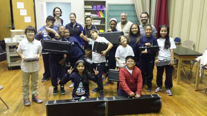 Donate to Give An Instrument Build A Musician Program