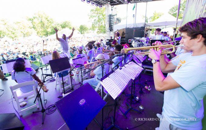 Jazz House SUMMER WORKSHOP on stage preformance