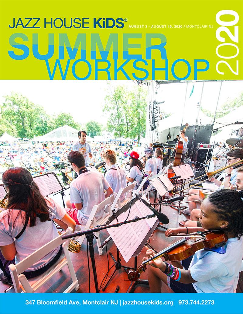 2020 Summer Workshop Brochure