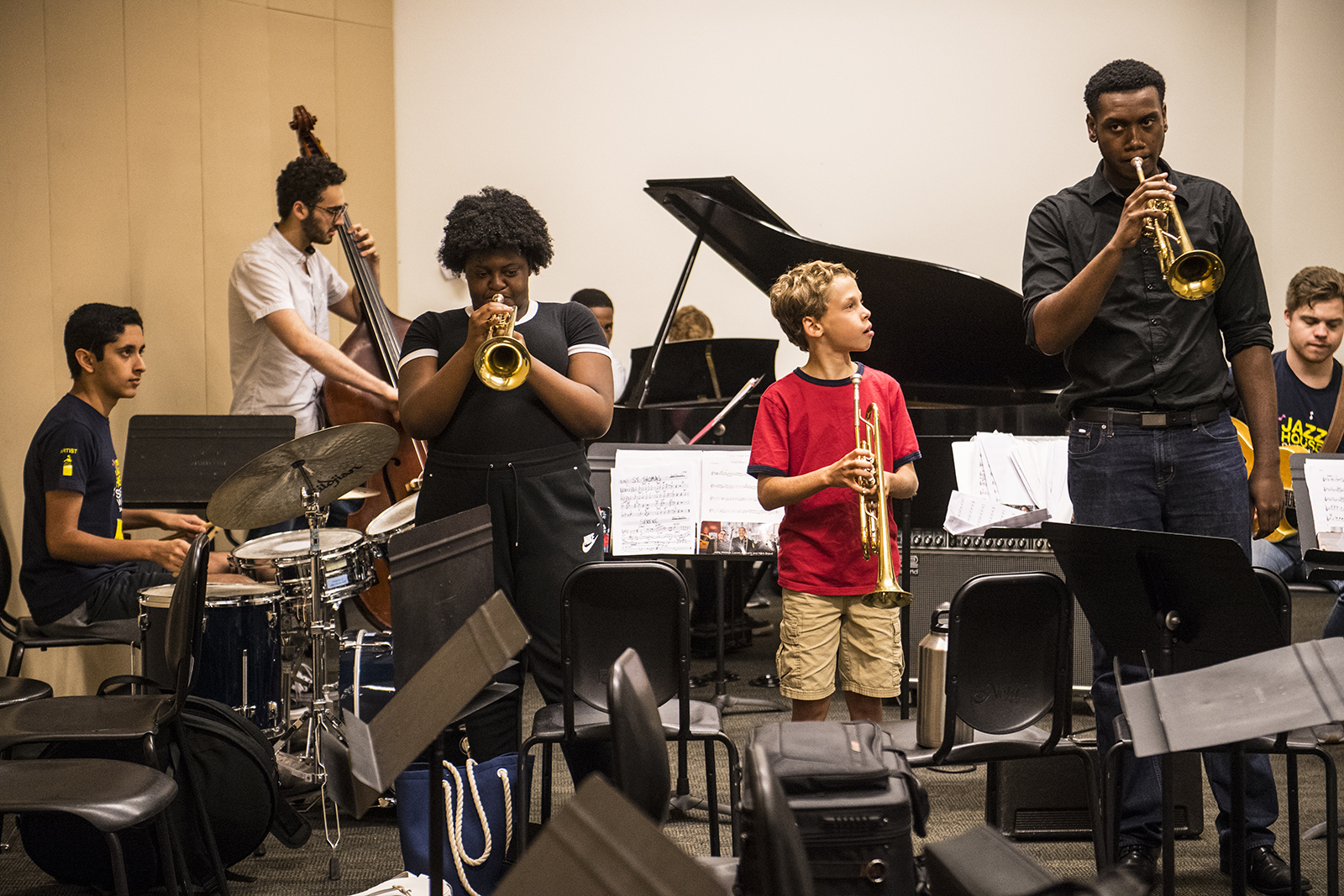 JAZZ HOUSE KiDS presents Open House Jam Sessions