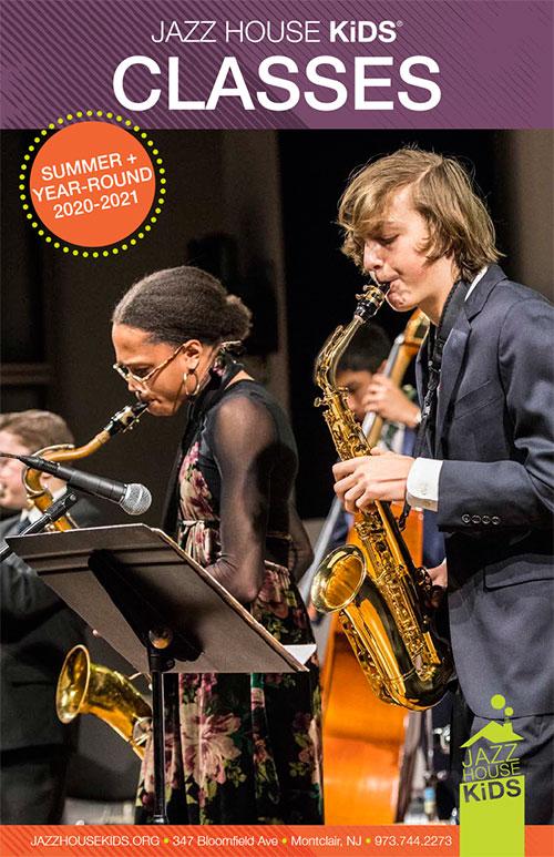 2020 Jazz House Kids classes