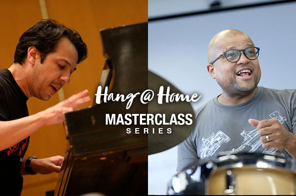 Hang @ Home Masterclass Series