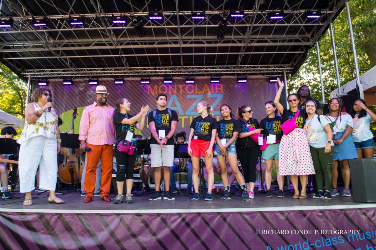 Montclair Jazz Festival voted favorite music festival