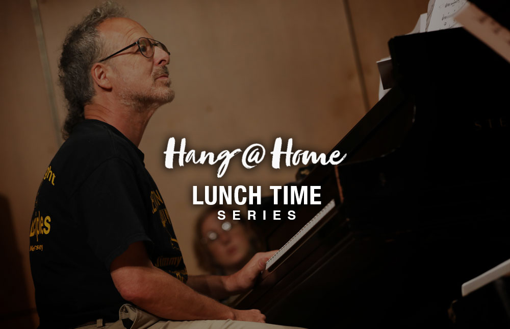 Lunch Time Live Series with Radam Schwartz