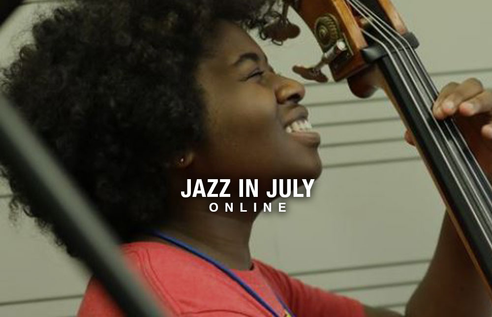 2020 Summer Program - Jazz in July