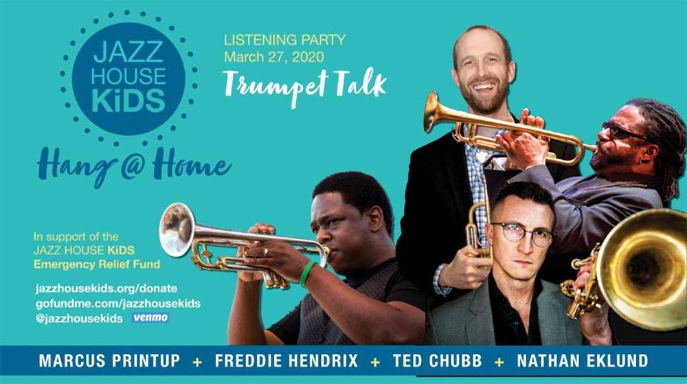 Trumpet Talk Listening Party Sunday Re-Broadcast