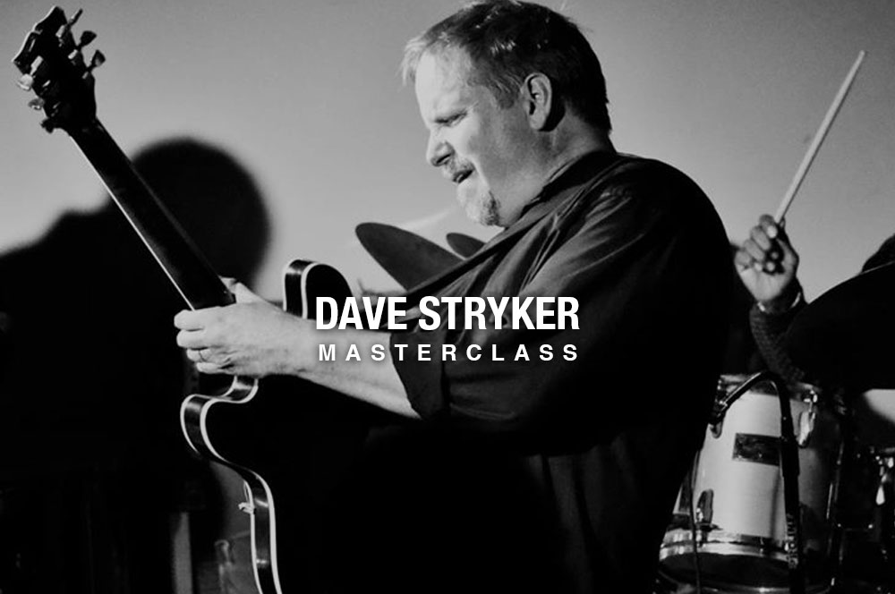 Blues Masterclass with Dave Stryker