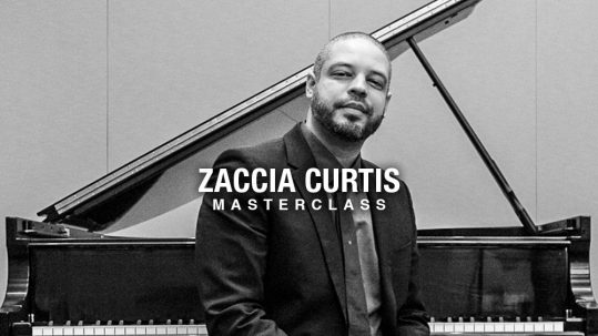 Zaccia Curtis Masterclass in Latin Music