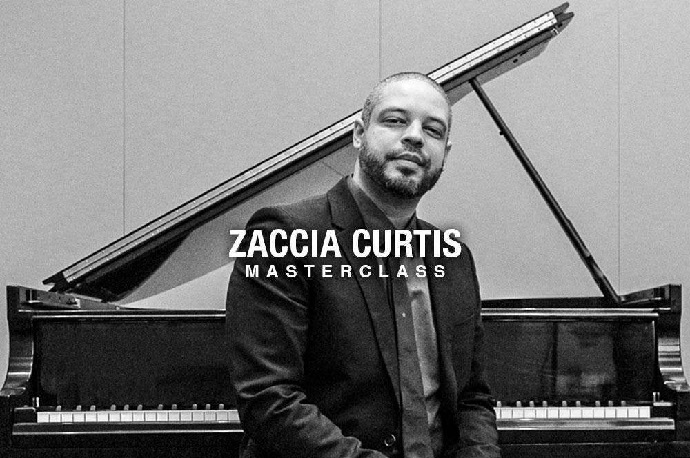 Zaccia Curtis Masterclass in Latin Music