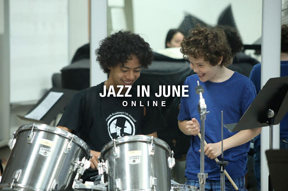 Jazz in June Summer Program