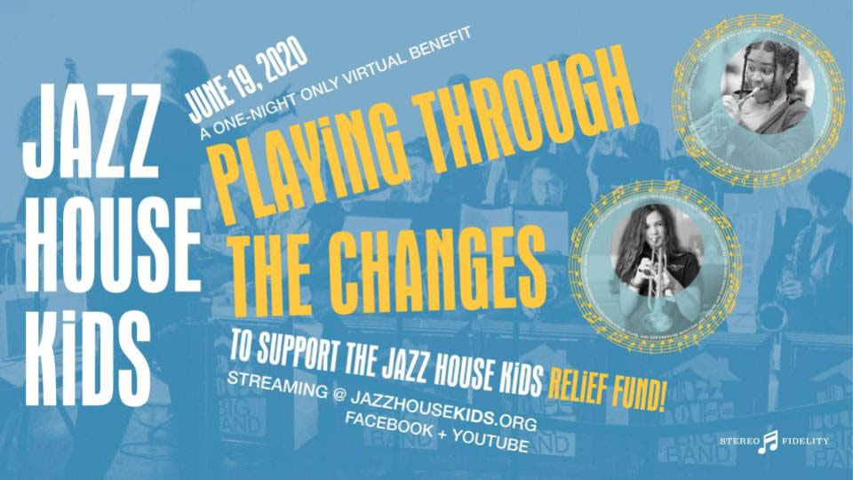 Playing Through The Changes Virtual Benefit Concert