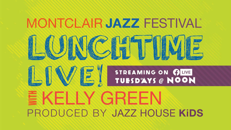 Lunchtime Live with Kelly Green