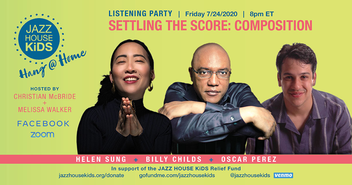 Settling The Score Listening Party