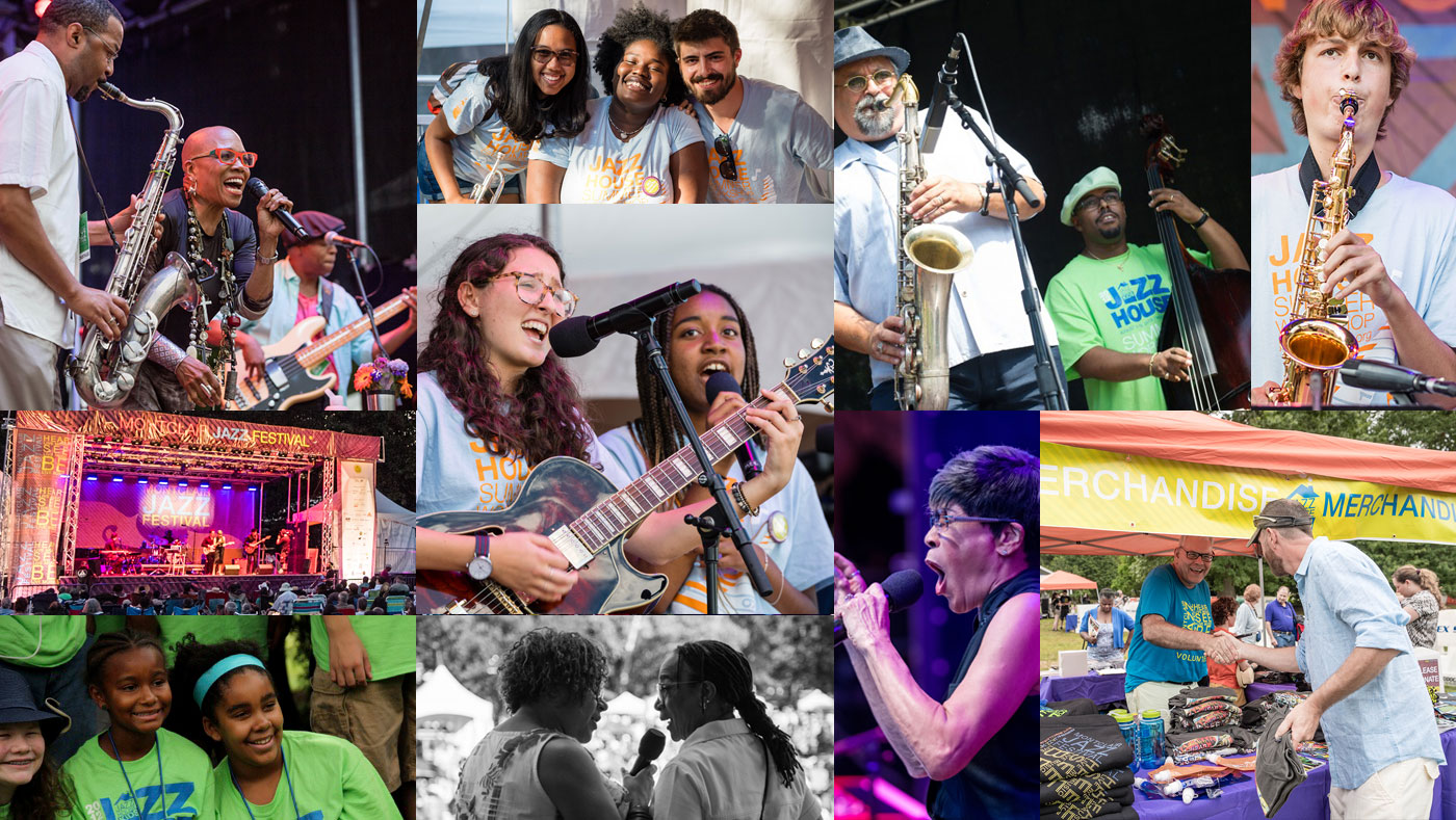 The Best Of The MONTCLAIR JAZZ FESTIVAL 2020
