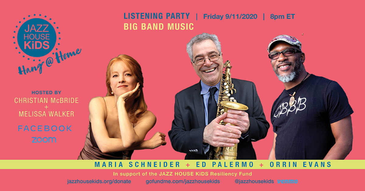 Big Band Music Listening Party