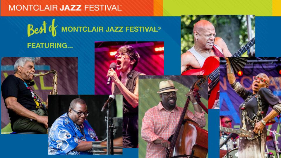 Best of Montclair Jazz Festival featured artists