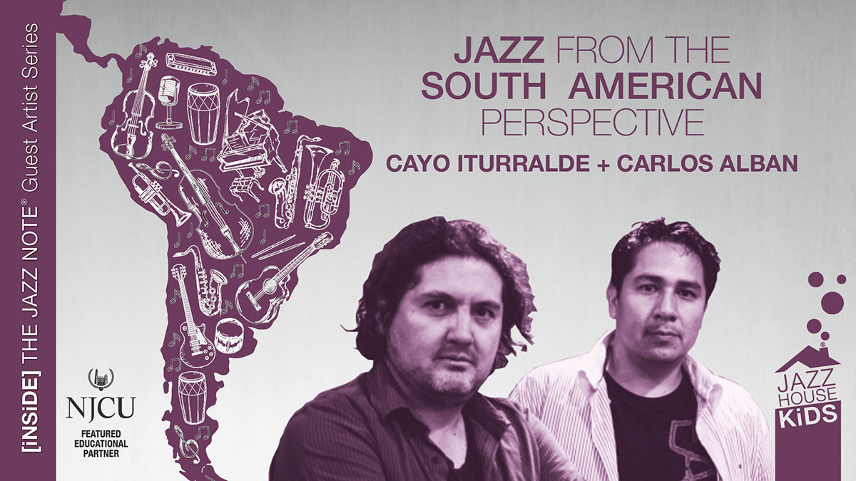 Jazz From The South American Perspective