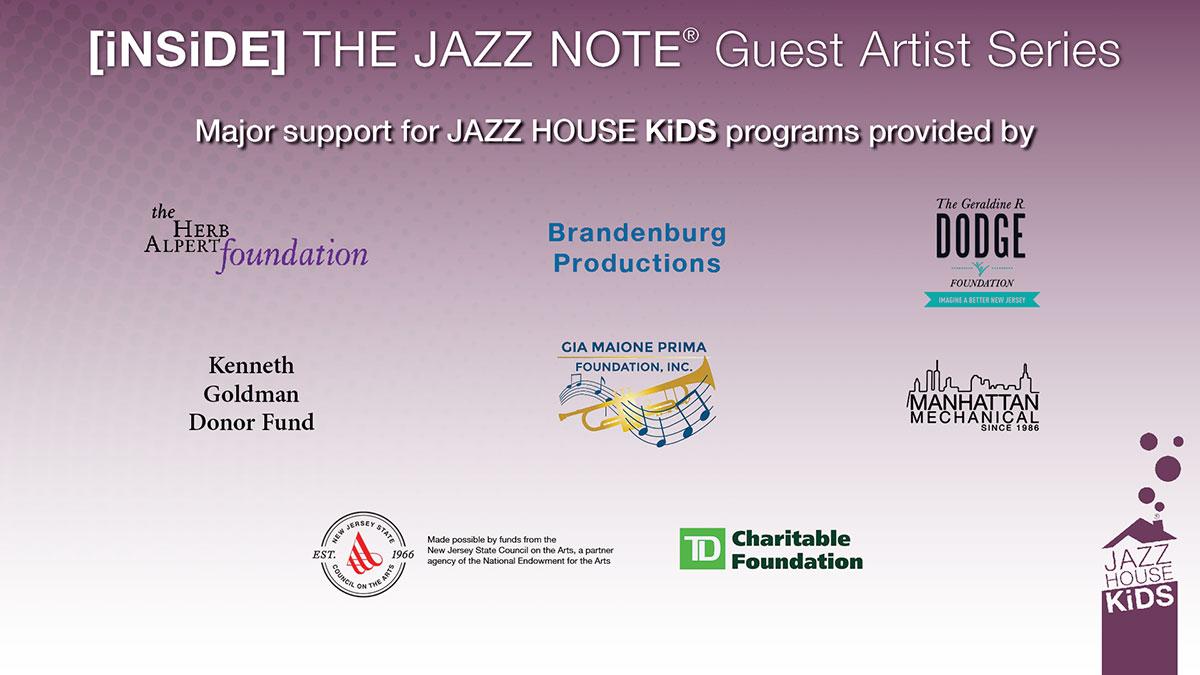 Inside the Jazz Note Sponsors