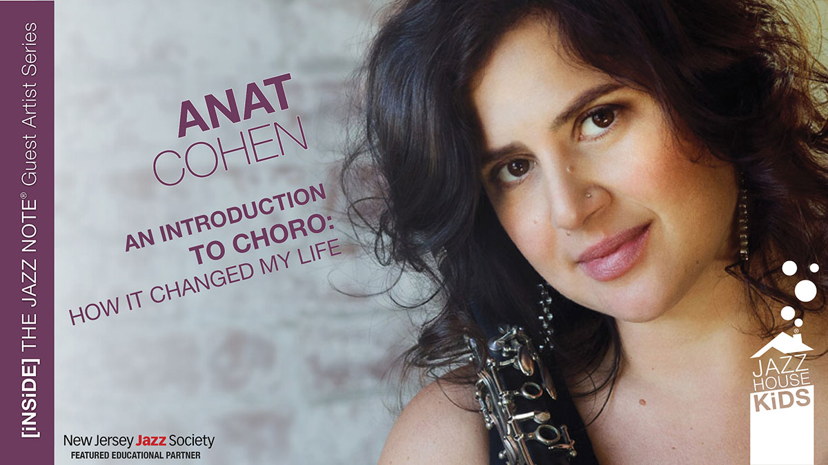 Introduction to Choro with Anat Cohen