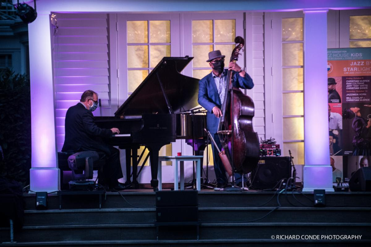 2020 Jazz By Starlight: Bill Charlap and Christian McBride