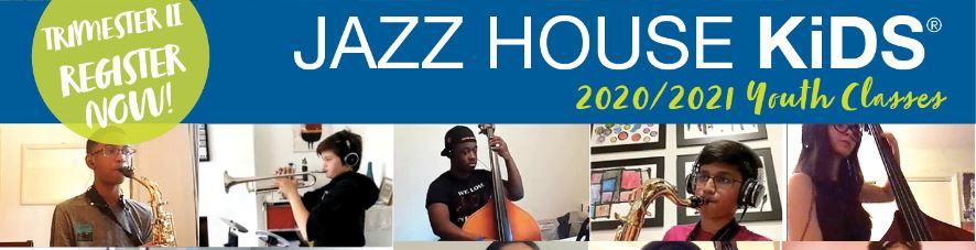 Trimester II Jazz Classes
