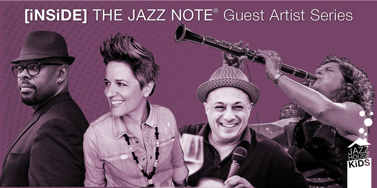2020 [iNSiDE] THE JAZZ NOTE presented by JAZZ HOUSE KiDS