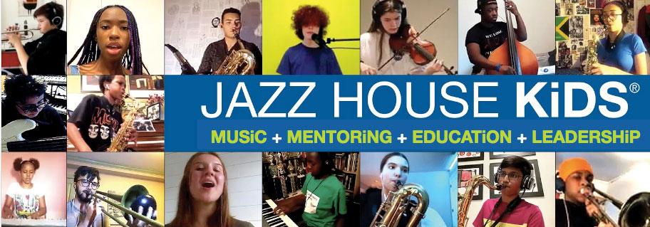 JAZZ HOUSE KiDS donor spotlight