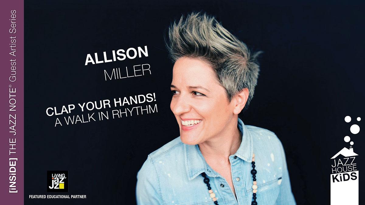 A Walk in Rhythm with Allison Miller