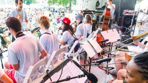 Summer Workshop at Montclair Jazz Festival