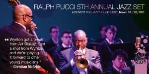 5th Annual Jazz Set with Christian McBride and Wynton Marsalis!
