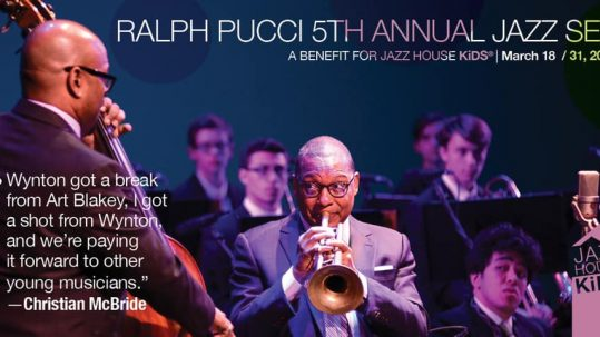 5th Annual Jazz Set with Christian McBride and Wynton Marsalis!