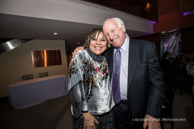 With Bruce Heckman, JAZZ HOUSE 15th Anniversary Gala