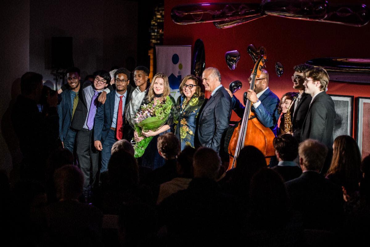 2020 RALPH PUCCI Jazz Set with DIANA KRALL