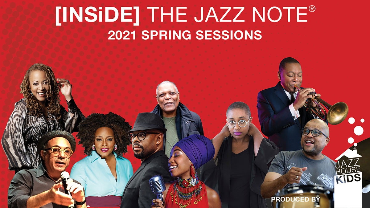 Inside the Jazz note 2021 spring