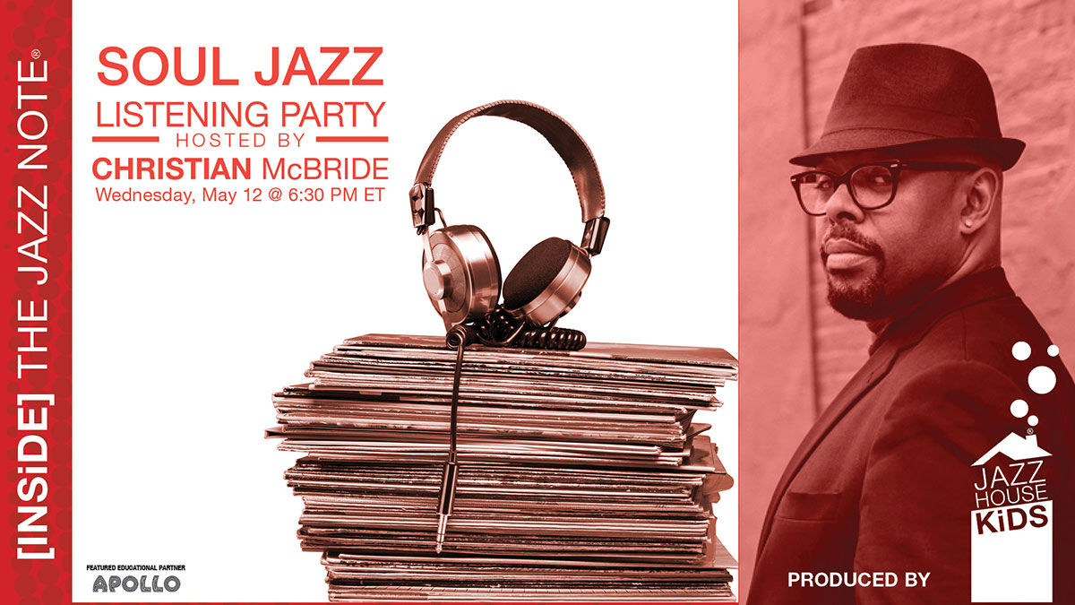 Soul Jazz Listening Party