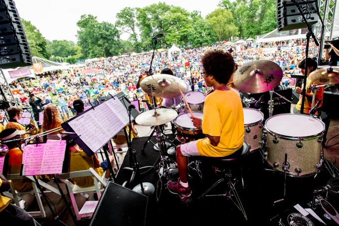 JAZZ HOUSE KiDS in the community